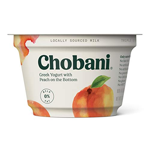 Flavored  Greek Yogurt