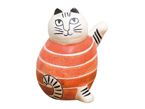 リサラーソン lisa larson スウェーデンのまねくねこ 招き猫 B01FTOJ7IW
