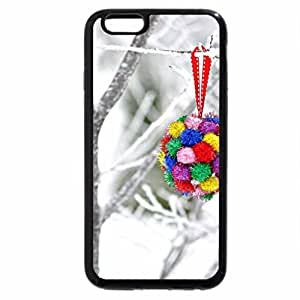 iPhone 6S Plus Case, iPhone 6 Plus Case, Winter Decoration