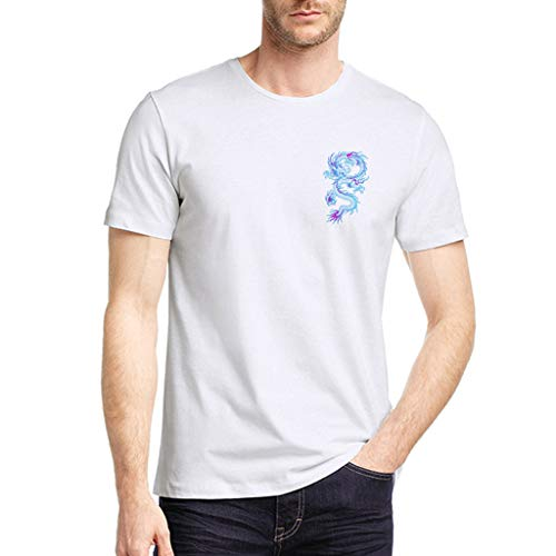 Men Crew T Shirt,Fineser Men