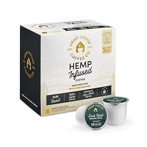 Hemp House Coffee Recyclable compatible