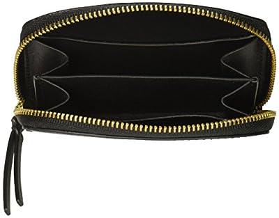 Skagen Continental Leather Flap Rfid Wallet - black Wallet