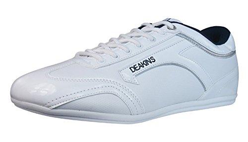 Nicholas Deakins Draco hommes chaussures / Chaussures - blanc