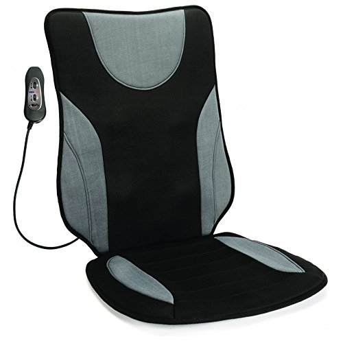 Obus Forme 3-in-1 Automotive Massage & Heat Cushion with Gel Comfort Seat - Obus Forme Homedics