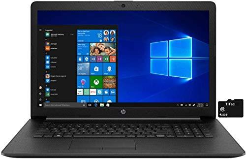 2021 HP 17.3 Laptop Computer HD+ Anti-Glare Display, 10th Gen Intel Core i3-1005G1 (Beats i5-7200U), 8GB DDR4 RAM, 1TB…