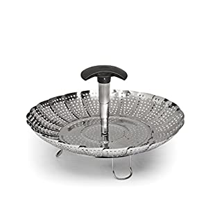 Ratings and reviews for OXO Good Grips Stainless Steel Steamer with Extendable Handle