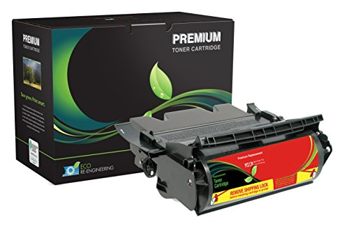MSE Model MSE02716117 High Yield MICR Toner Cartridge; Compatible with IBM 1332/1352/1372 and Source Technologies ST9325/ST9335 Printers; Yields up To 15000 Pages; Black Color