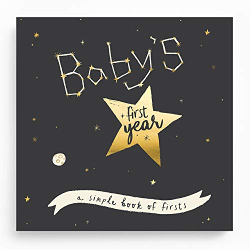 (Baby Memory Book - Baby Journal - Pregnancy Journal for Your Babies First Years - Special Edition: Golden Stargazer Memory Book - My First Years - Lucy Darling)