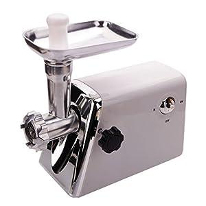 Electric Meat Grinder 1300 Watt Food Mincer Sausage Maker Home Appliances