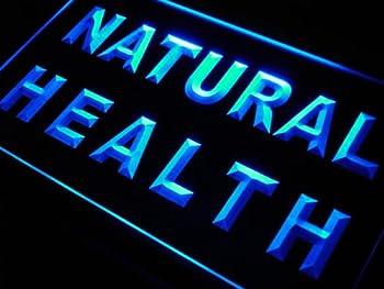 Natural Health LED Sign Neon Light Sign Display m030-b(c)