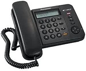 Panasonic KX-TS580 باناسونيك تليفون سلكي اسود
