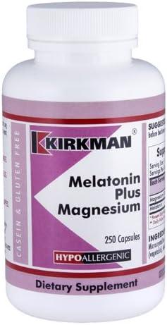 Amazon.com: Melatonina Plus Cápsulas de magnesio – hypo ...