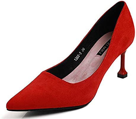 lowest discount online shop official shop High heels High-Heeled Shoes Short-Mouth Single Shoes Professional ...