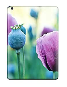 New Style Finleymobile77 Hard Cases Covers For Ipad Air- Scratchresistant Poppies