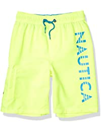 Boys' Swim Trunk with Upf 50+ Sun Protection