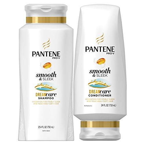 Pantene Pro-V Smooth and Sleek Shampoo and Conditi…