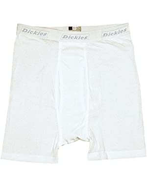 Boxer Brief White Size Small (1Pair)
