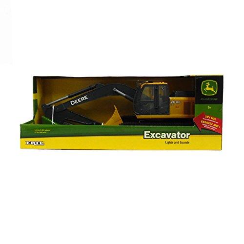 Ertl Big Farm 116 John Deere 200lc Excavator Durable Modeling