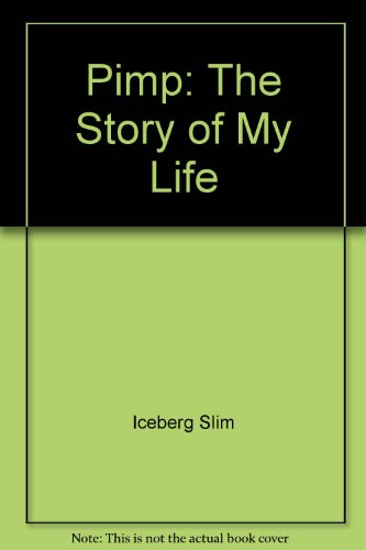 Books : Pimp: The Story of My Life