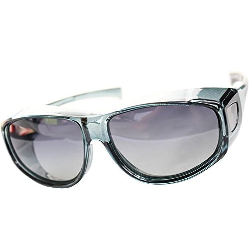 eight tokyo 오버 글라스 편광 UV 선글라스