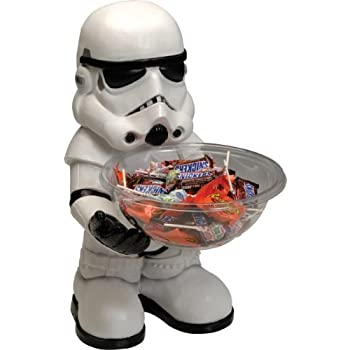 Rubies Star Wars Stormtrooper Candy Bowl Holder Halloween Accessory | 68483