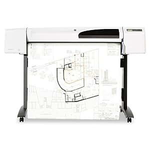 HP Designjet 510 42-in Printer - Impresora de gran formato (HP-RTL, Cyan, magenta, Yellow, Black, 5 mm, 10 cm, 17 x 17 x 5 x 5 mm, Inyección térmica de tinta HP)