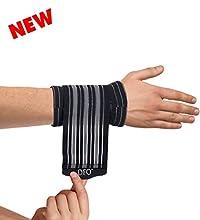 Dr. Frederick's Original Pressure Perfect Wrist Wrap - Small