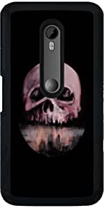 Funda para Motorola Moto G (3 generation) - Xi Huesos by zombierust