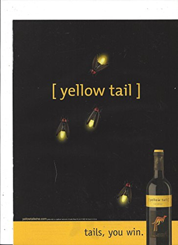 print-ad-for-2007-yellow-tail-wine-tails-you-win-firebug-scene