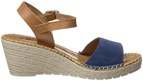 amp;walk Avec Sangle Cheville Bleu Femme Hv217315 Break Sandales Ux1qwdZZvW
