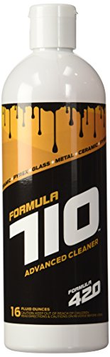 Formula 710 Advanced Cleaner Safe On Pyrex, Glass, Metal, and Ceramic...
