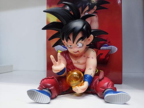 Dragon Ball Z Kakarotto Son Goku 4