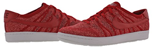 Red Men's Gym Tennis 600 Flyknit Shoe Nike Tennis Sail Classic Team Red Ultra BCRxvpwq