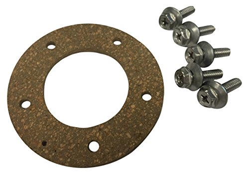 (Fuel Tank Sending Unit Mounting Gasket Kit ( Cork) by KUS (formerly Wema)