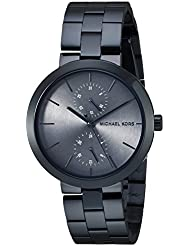 Michael Kors Womens Garner Blue Watch MK6410