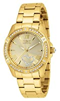 Invicta Women's 21384 Angel Crystal-Acce...