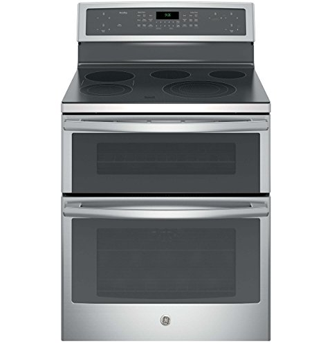 (GE PB960SJSS Electric Smoothtop Double Oven Range )