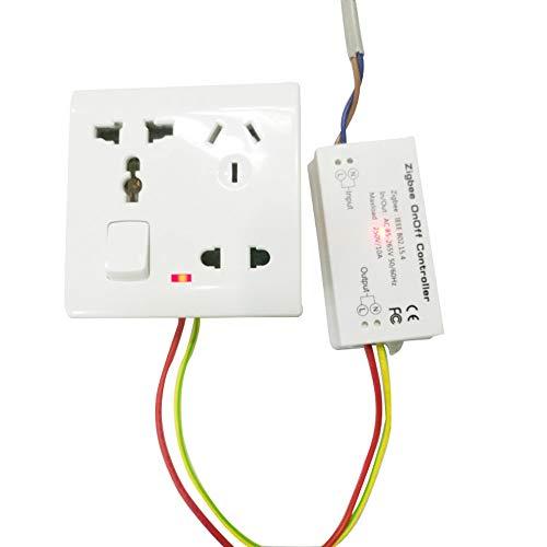 Orcbee  _Smart Home Zigbee Wireless Switch Module for Echo/Smart Things Hub Module ()