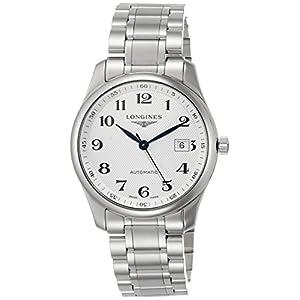 Longines–Master Collection–Reloj de pulsera analógico automático para hombre 12