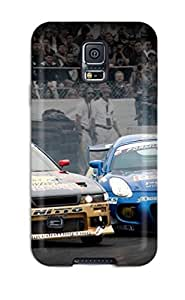 Case Cover Attractive Free Import Car Drifting Formula/Fashionable Case For Galaxy S5