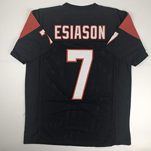 Unsigned Boomer Esiason Cincinnati Black Custom Stitched Football Jersey Size Men's XL New No Brands/Logos