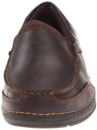 Rockport Mocasines Casual Balabour Cacao