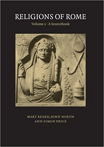 Religions of Rome: Volume 2: A Sourcebook