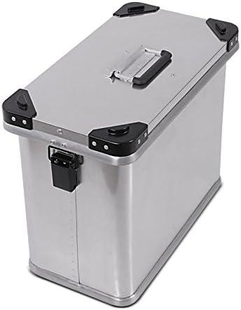 Maleta Lateral Aluminio para Honda Varadero 125 / Varadero XL 1000 V Bagtecs 34l