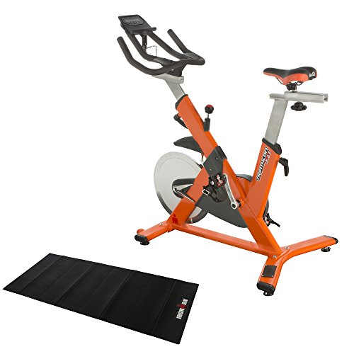 IRONMAN Resolve Fitness RF1 Commercial Indoor Training Cycle, Black