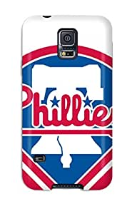 New Style 6517709K144023101 philadelphia phillies MLB Sports & Colleges best Samsung Galaxy S5 cases