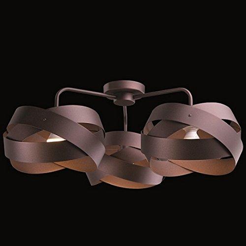 TORNADO 3 VENGE Deckenleuchte Wohnzimmer Deckenlampe Kronleuchter