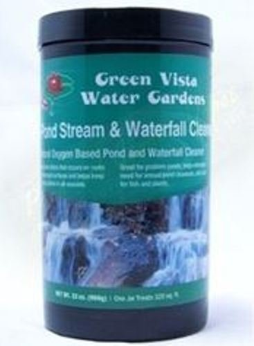 Green Vista Oxy-Pond, Stream and Waterfall Cleaner - 32 O...