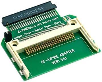 RETYLY CF Tarjeta de Memoria Compacto Flash a 50 Pines 1.8