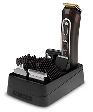 Rowenta Trim & Style Grooming Kit, technologie Wet & Dry Kit 12 en 1 Groupe SEB Italia S.p.A TN9160